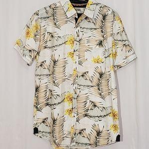 Free Planet Hawaiian shirt